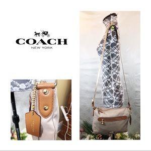 184fc4031619 Women Coach Nylon Crossbody Bag on Poshmark